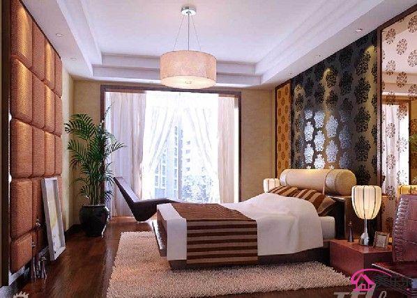 中式传统卧室设计你喜欢么?