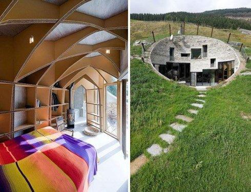 时尚与现代的窑洞 筑造时髦环保的别墅家居