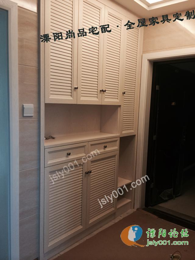 尚品宅配衣柜移门 - 齐家商城   【入户鞋柜装修效果图