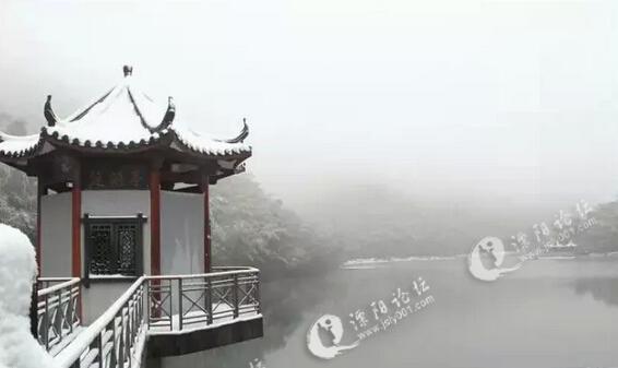 溧阳南山漂流风景区
