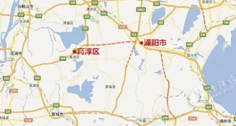 溧阳至高淳高速公路项目初步设计获省发改委批复
