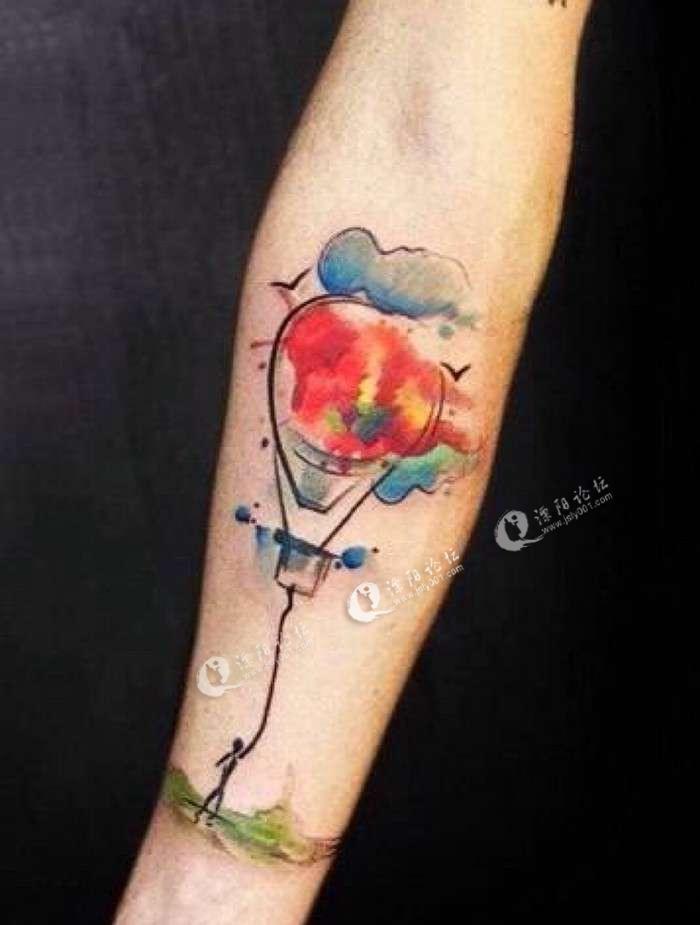 纹身季 纹身是一种艺术 刺青是一种文化
