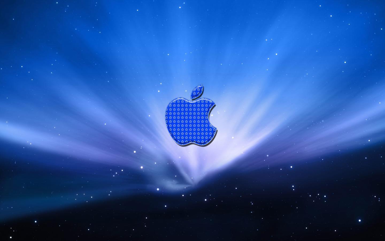 苹果air电脑风景壁纸