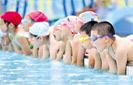 游泳培训开始啦