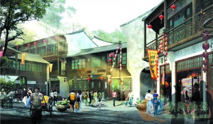 南山小寨——南山竹海景区文化新地标