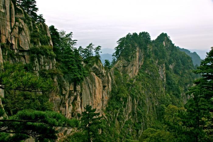 河南南陽兩景:寶天曼與坐禪谷游覽風光