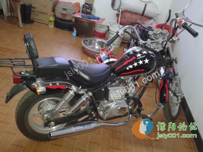 九成新小太子摩托车出售