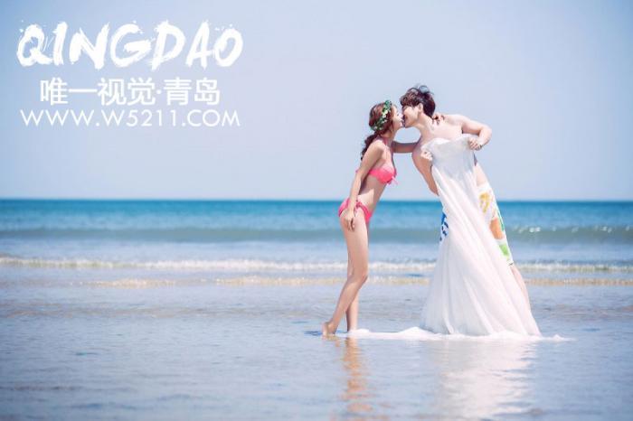 青岛唯一视觉婚纱摄影工作室